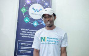 samy mwamba, novembre numérique 2018